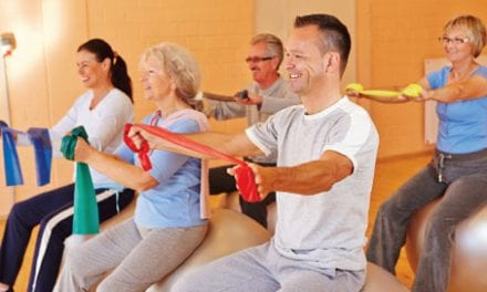 Building a Model for Lifelong Fitness