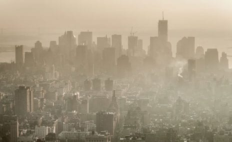 Study Suggests Air Pollution May Potentially Pose Significant Stroke Risk