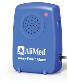 Worry-Free Fall Alarm Designed to Use One Battery for Life of Alarm