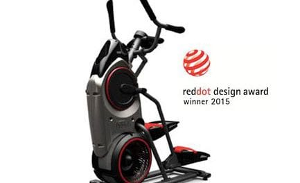 Nautilus Receives Red Dot Design Award for Bowflex Max Trainer