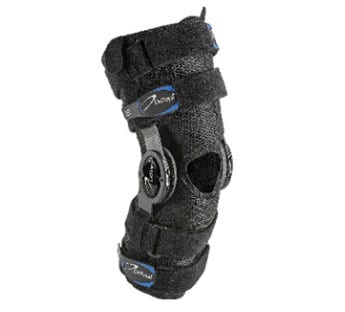 Knee Brace Targets Individual Fit and Comfort Through Varied Designs