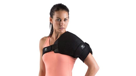 Shoulder Heat/Ice Wrap Aims to Serve Complete Shoulder Therapy Solution