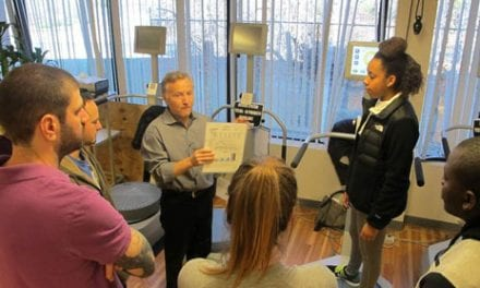 Biodex Medical Systems Inc Hosts Annual PT Student Visit