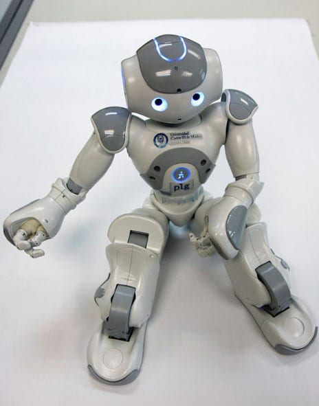 Therapeutic Robot in Development, Aims to Assist Motor Rehab in Children