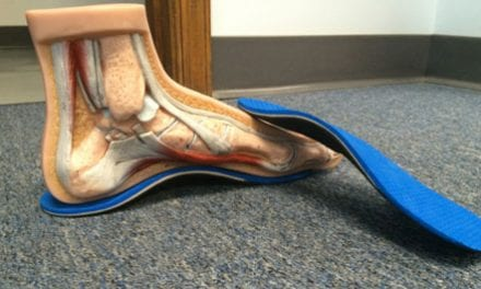 Foot Management Introduces New Ultrathin Orthotic