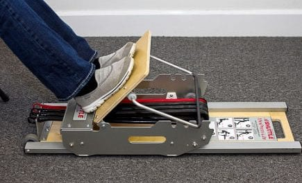 Portable Leg Press Available in Two Versions, Aims to Promote Patient Accessibility
