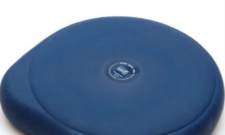 SITFIT PLUS Aims to Provide Dynamic Sitting, Exercise for Back Muscles