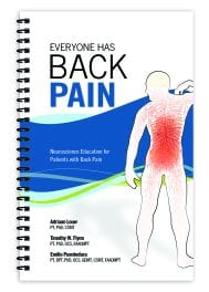 New Patient Book Aims to Shed Light On Back Pain