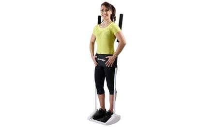 Core Exerciser Allows Users to Exercise In Standing Position