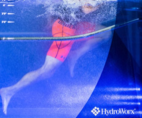 HydroWorx Debuts New Hydrotherapy Device at NATA Conference