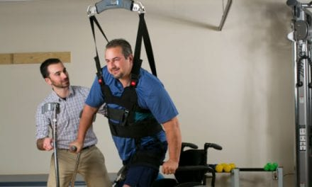SafeGait Installed at OSU Medical Center, Will Also Be Used in Research