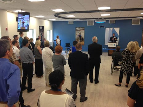 Gorbel Medical Celebrates Opening of New Gaitway Center