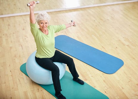 Raising Fitness Level Benefits Brain Function In Older Adults: Study