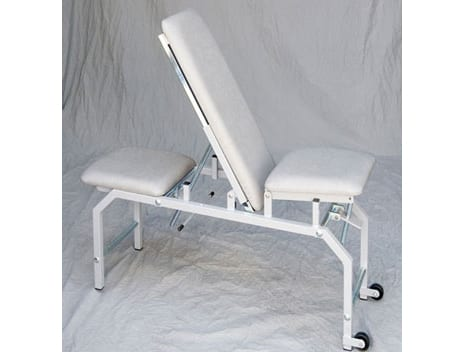 Bench Offers Adjustable Sections for Variety of Exercises