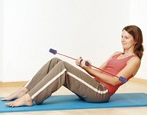 Sissel Sport Swing is Designed to Help Strengthen the Core