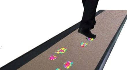 New GAITRite Walkway Offers Single-Layer Design