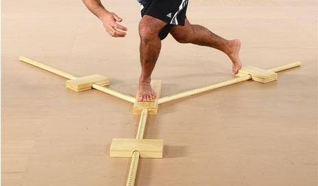 Y-Balance Test Kit Designed for Convenient Functional Symmetry Assessment