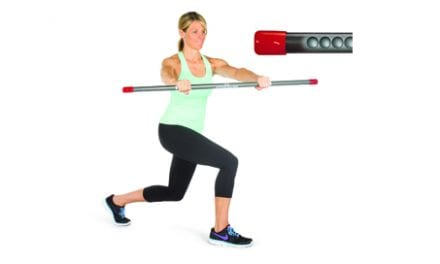 OPTP's New ActivMotion Bar is Engineered to Help Activate the Core