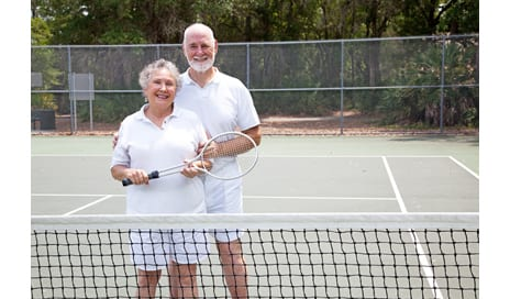 Among Older People, Whether One is Physically Active or Sedentary May Affect Memory