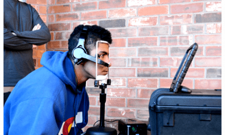 EyeGuide Focus Designed to Detect Concussion in 10 Seconds