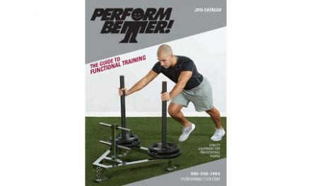 Perform Better Releases New 2016 Catalog