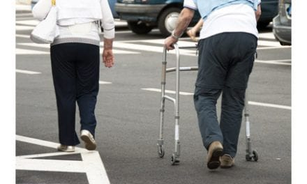 Walking Speed In Elderly May Be a Signal of Alzheimer's Disease