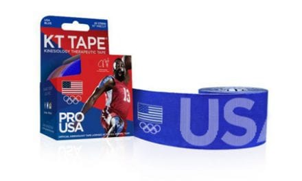 KT Tape Becomes Official Licensee of Team USA