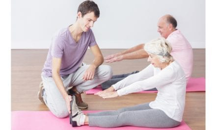 Exercise May Help Improve Balance in People with Dementia