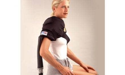 IsoComforter Introduces Redesigned Shoulder Wrap