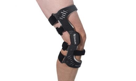 Össur's New Rebound DUAL Knee Brace Features Customizable Frame