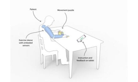 In Development: Wireless Sleeve to Assist with Poststroke Arm Rehab
