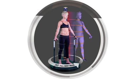 Body Scanner Offers Solution to Track Fitness Progress