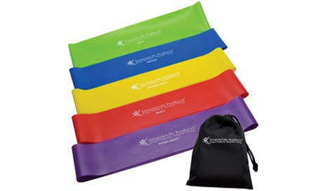 New Resistance Loop Bands Feature Extra-Wide Widths