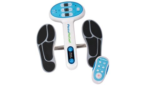 Foot Circulator Features Multiple Channels Targeting Swelling Reduction and Pain Relief