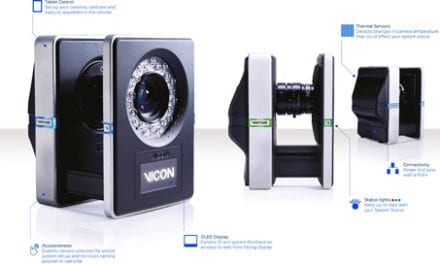 Vicon's New Vantage Camera Utilized Among Wide Range of Industries