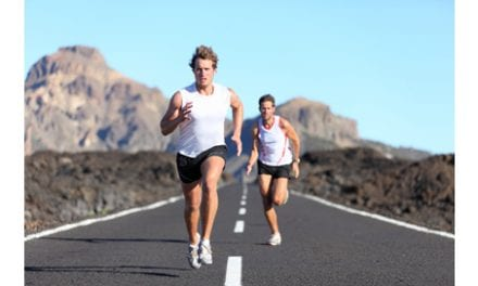 Endurance Running Training May Increase Bone Density