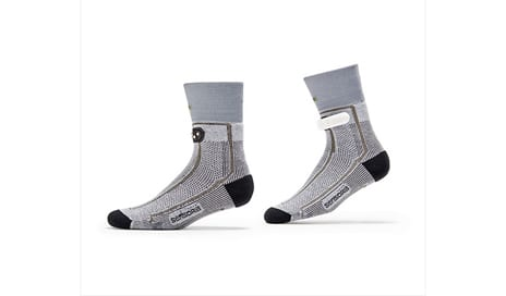 Smart Socks and App Combine Fitness and Technology