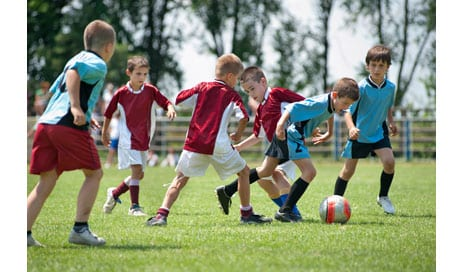 Study Suggests Physical Activity May Help Increase Bone Density in Kids