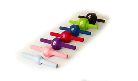 Dumbbell2 is Designed to Work with Both Hands