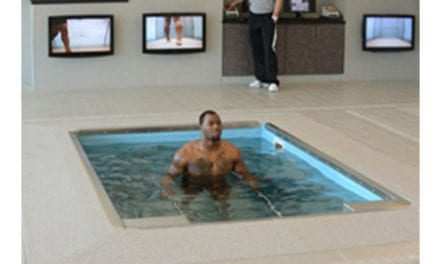 July 21 HydroWorx Webinar to Discuss Aquatic Therapy for Football Players