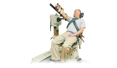 Biodex Offers New Attachments to Help Rehabilitate the Upper Extremity