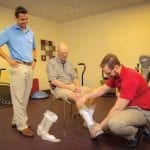 Lower Extremity Lowdown: Braces and Orthoses in Specialized Practice