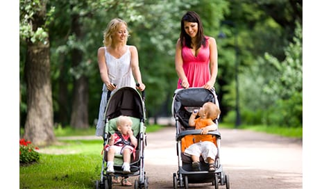 An Estimated Two Children Per Hour Are Treated in EDs Due to Stroller Injuries