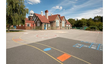 Getting in the Zone on the Playground May Help Increase Physical Activity During Recess