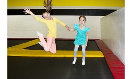 Physician Study Warns About Injury Rate from Indoor Trampoline Parks