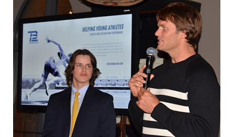 Tom Brady and TB12 Launch TB12 Foundation for Young Athletes