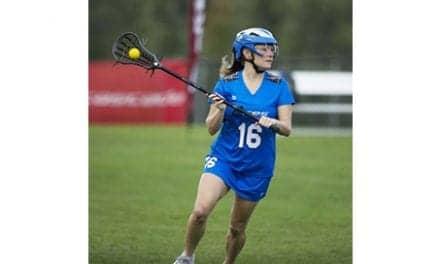 Cascade Lacrosse Debuts Cascade LX Headgear for Women