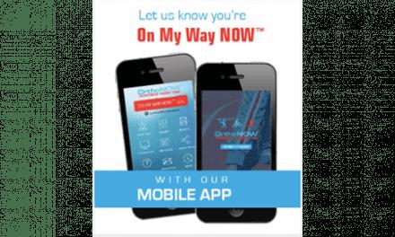 OrthoNOW Upgrades Mobile App, Integrates Uber