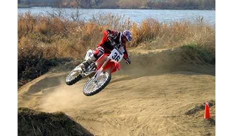 Severe Injuries Common Among Motocross Athletes Despite Wearing Safety Gear