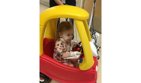 Investigators Give Thumb's Up to PICU Up! Early Mobility Program for Children